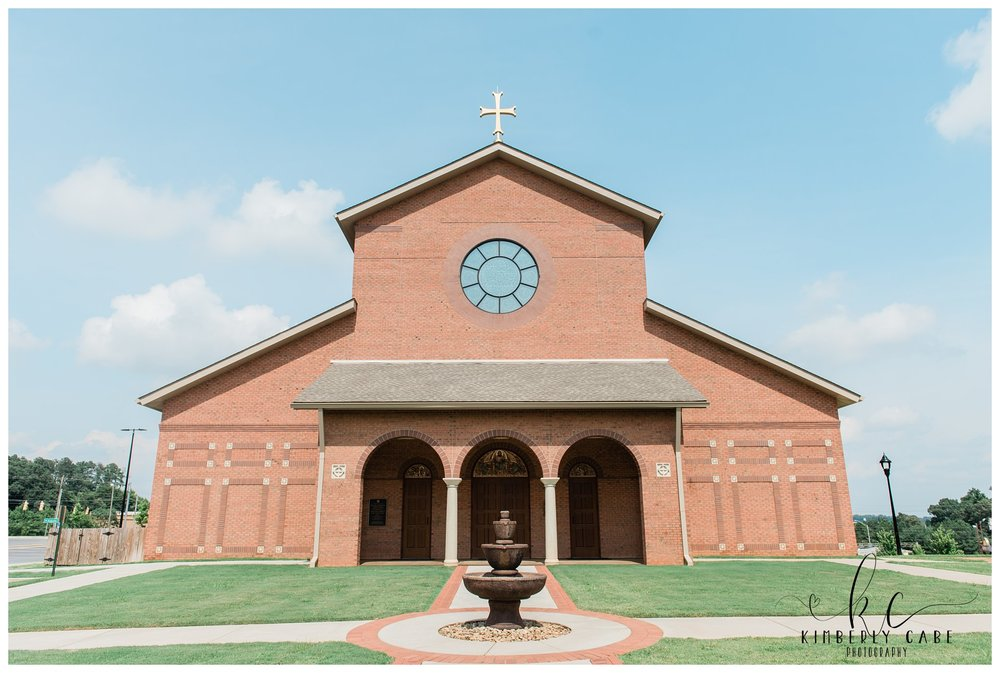Our Lady of the Rosary Greenville, SC