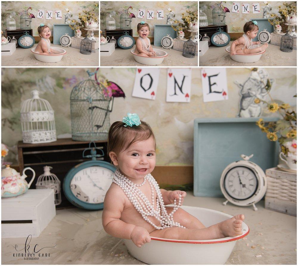 Greenville SC baby photographer