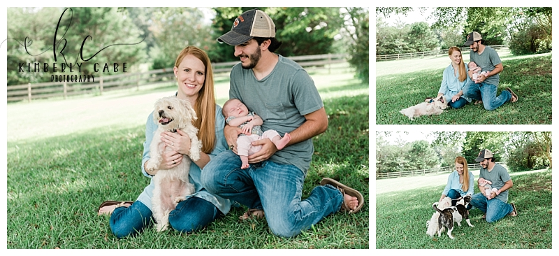 Greenville SC Lifestyle Newborn Photographer