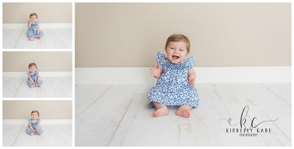 Greenville's best baby photographer SC