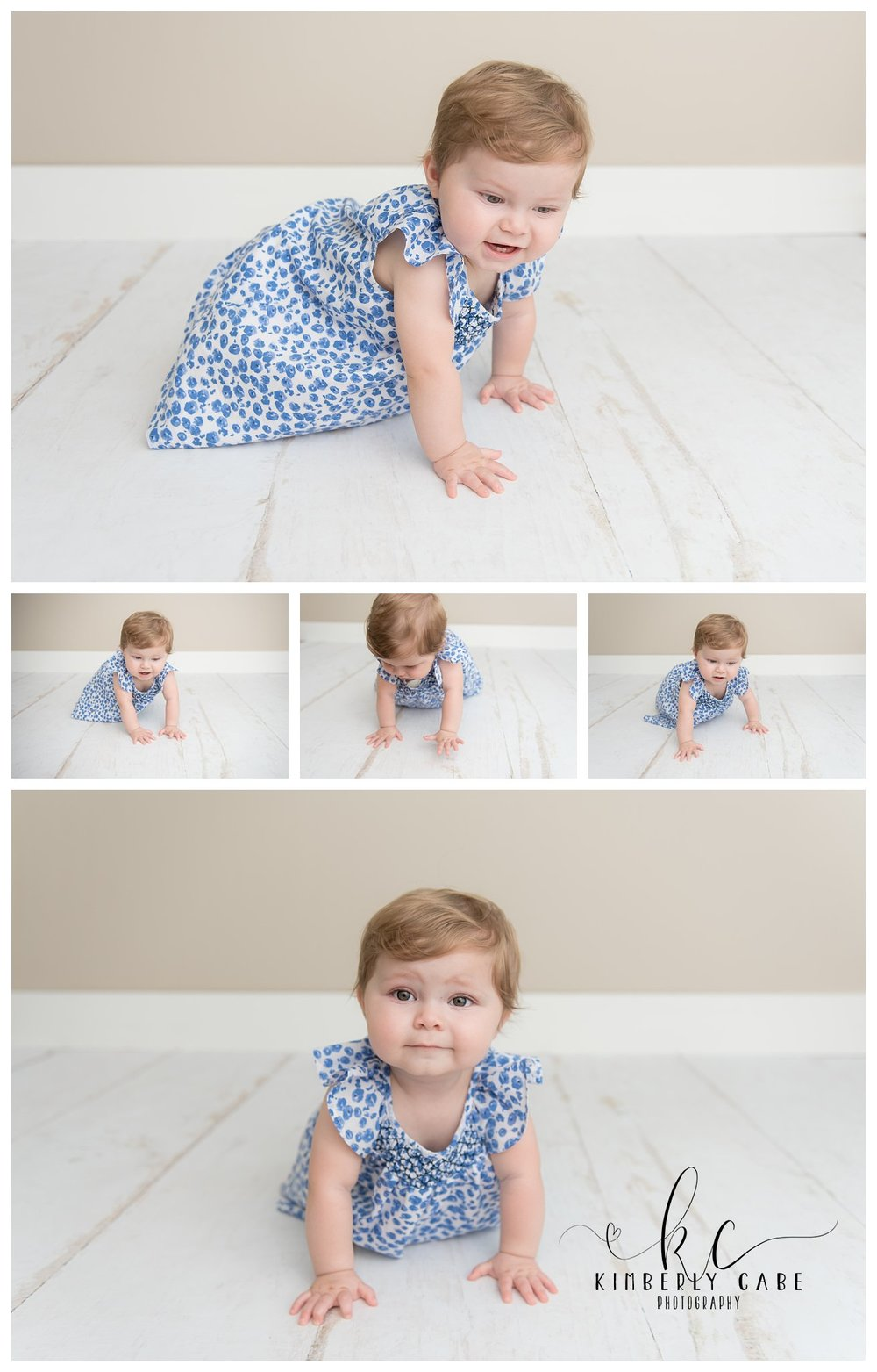 upstate sc one year session photographer