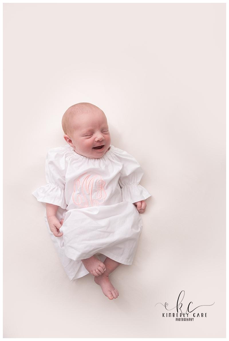 Greenville's Best Newborn photographer