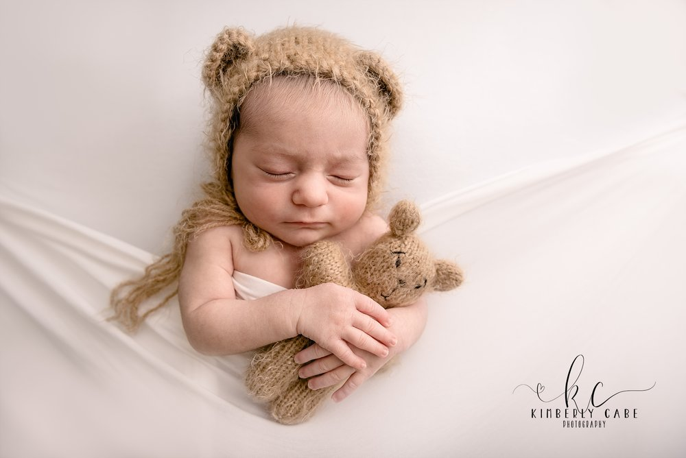 newborn photographer in Greenville SC