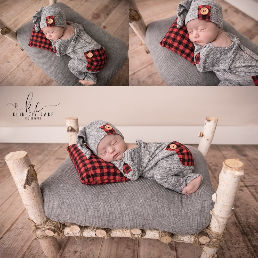 Greenville SC studio newborn photographer