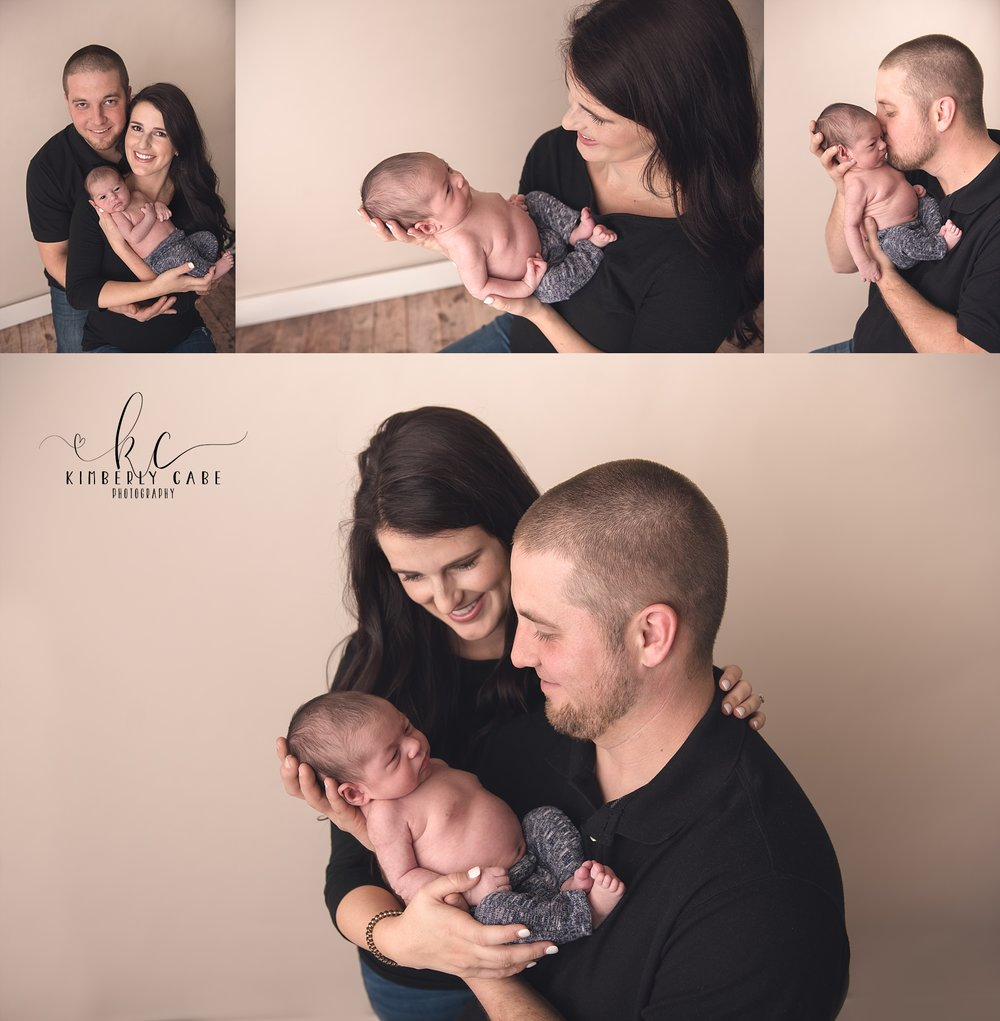Greenville SC newborn photography