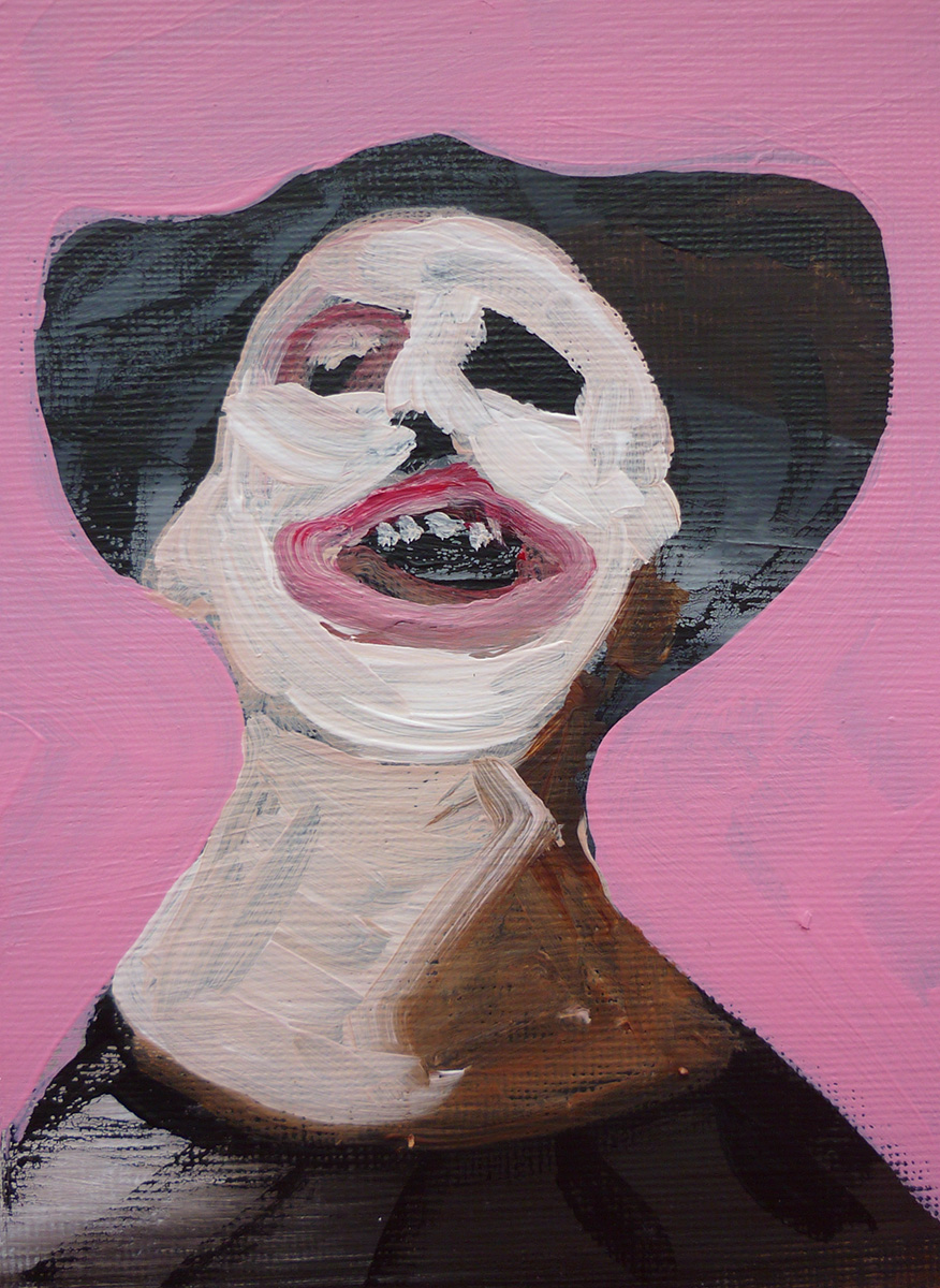 'Lady Face Pink 10'