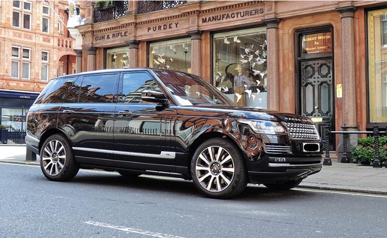 Range Rover Autobiography LWB - Chauffeur-driven car hire - Cobham, Surrey