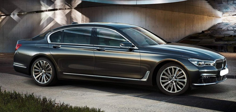 BMW 730 LWB - Chauffeur-driven car hire - Cobham, Surrey