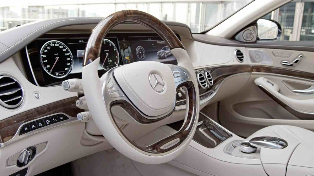 Luxury interior -