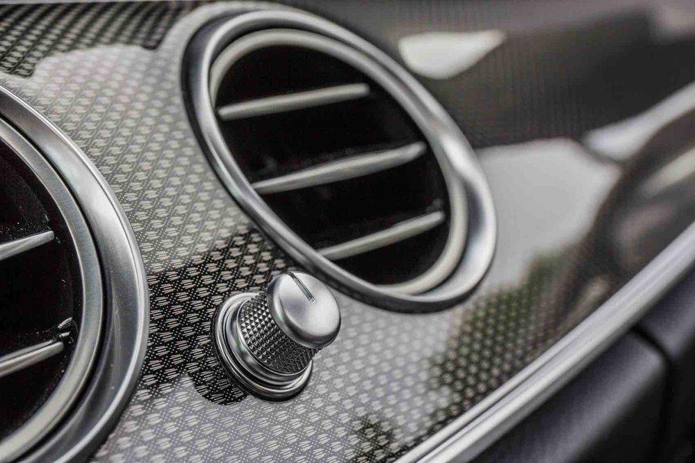 Mercedes-Benz detailing -