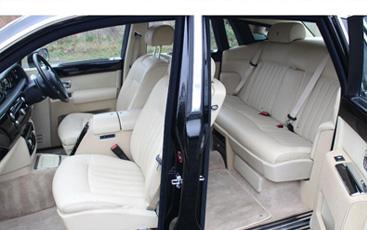 Luxurious interior -