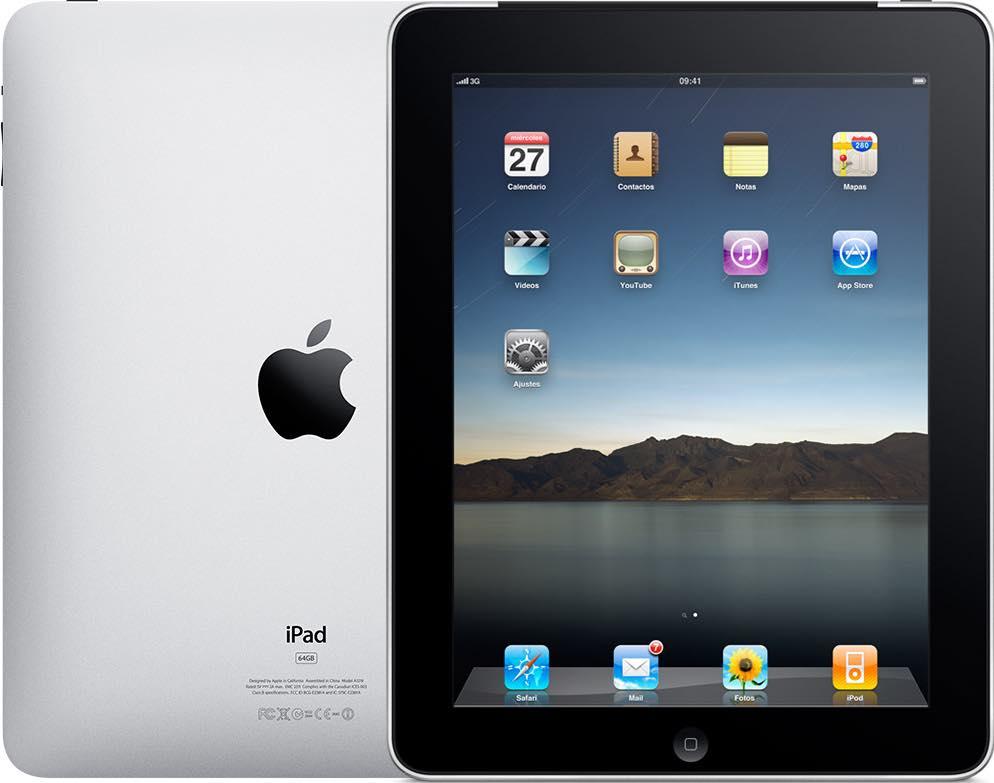 iPad on-board -