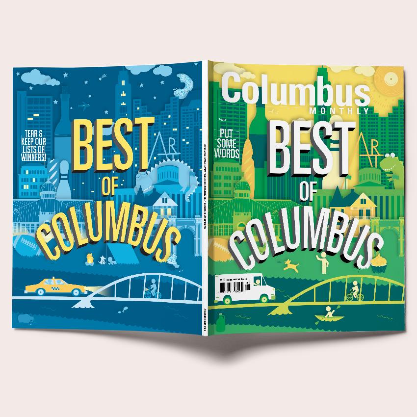 Columbus Monthly- Best Of