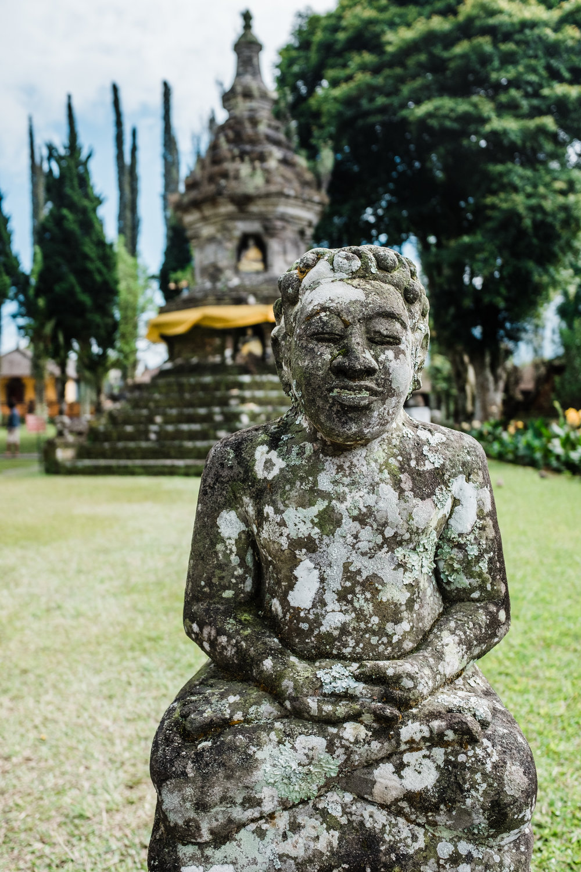 Buddha auf Bali