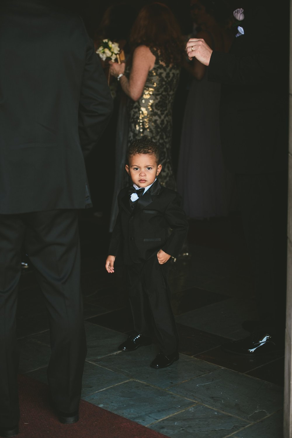 Image of ring bearer