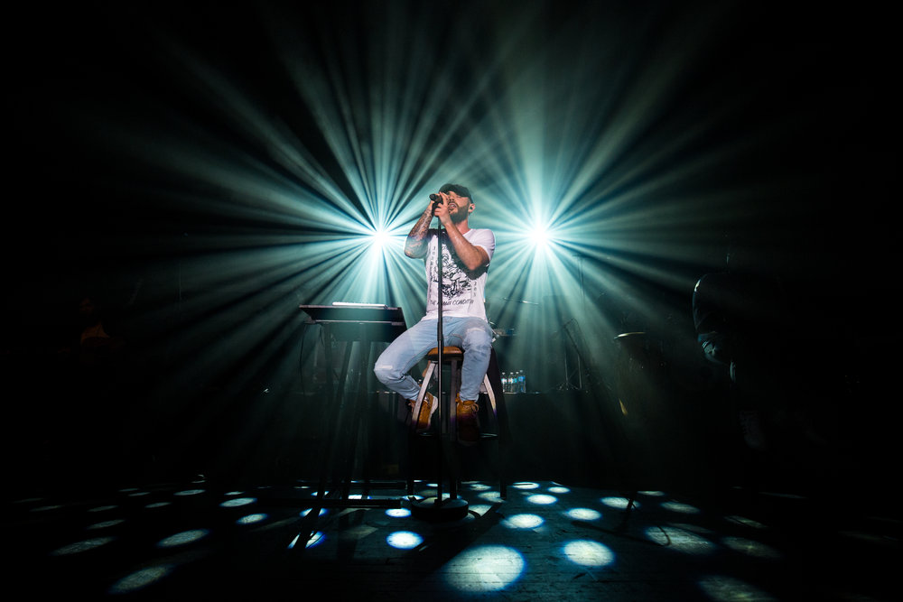 Jon Bellion  The Human Condition Tour Part II  2016