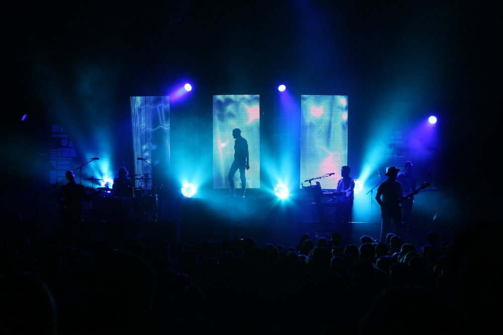 Neon Trees  Pop Psychology Tour  2014