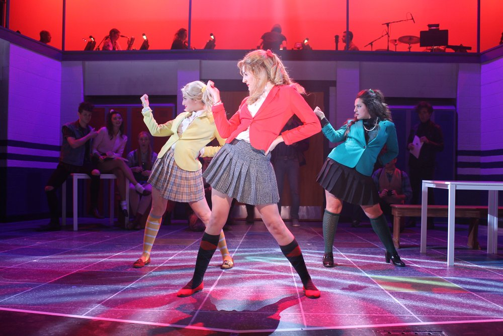 Heathers - 2016  White Plains PAC - White Plains, NY