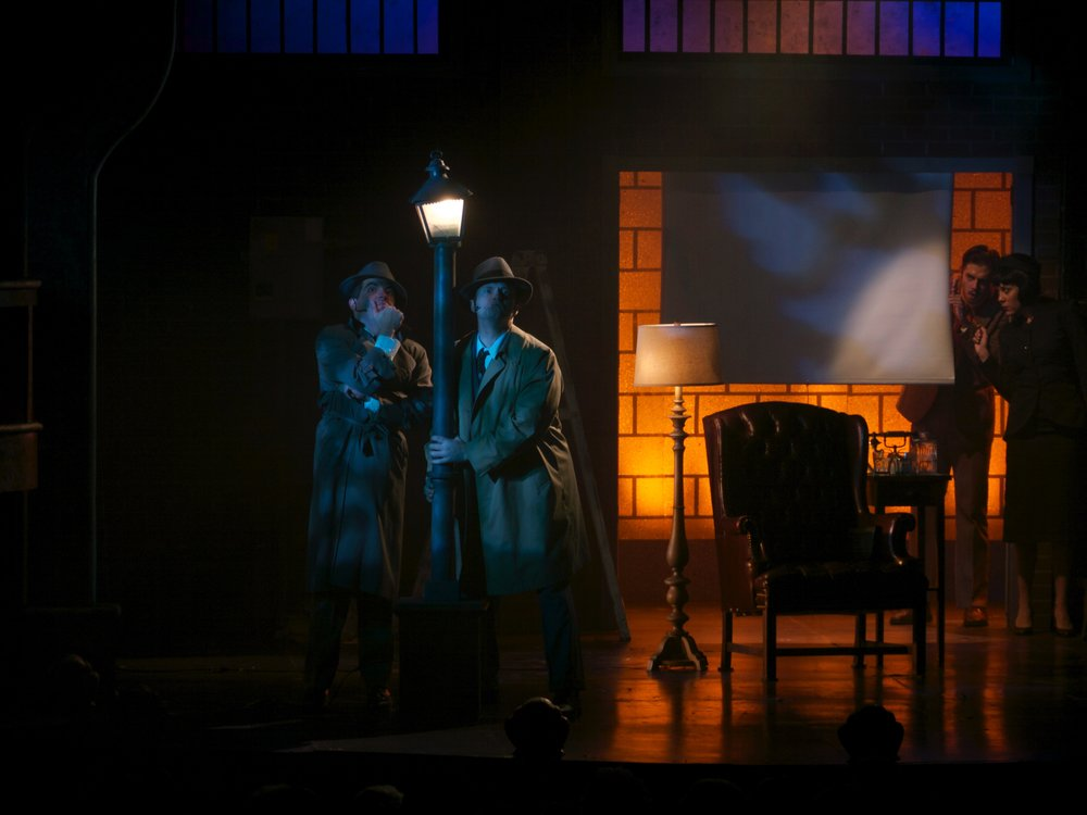 The 39 Steps - 2012  Allenberry Playhouse - Boiling Springs, PA