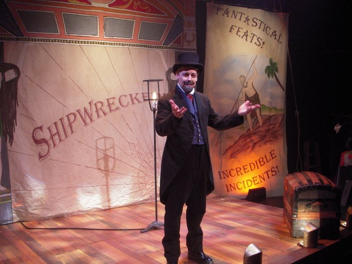 Shipwrecked! - 2011  The Winnipesaukee Playhouse - Laconia, NH
