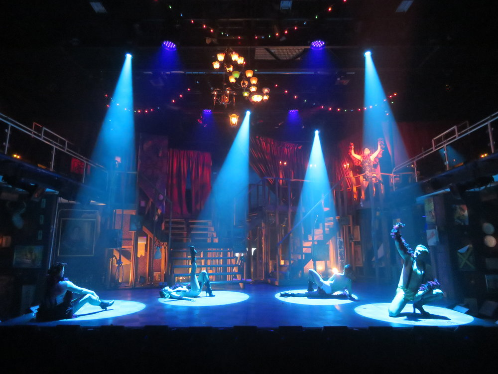Mg lighting design u theatre port