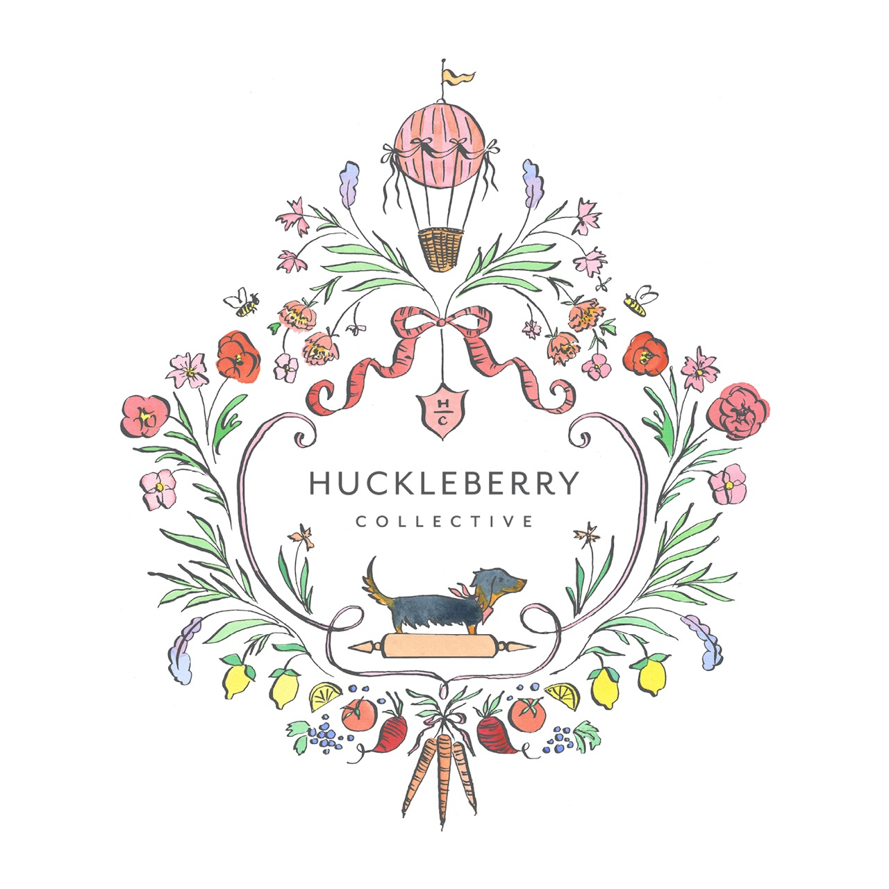 HUCKLEBERRY COLLECTIVE