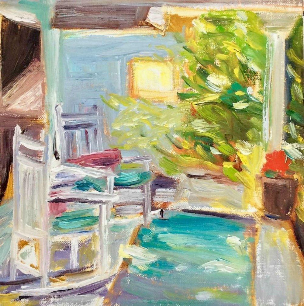 Porch Study
