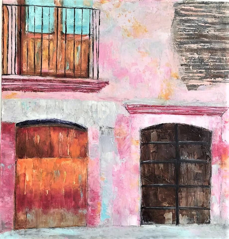 Oaxacan Doors