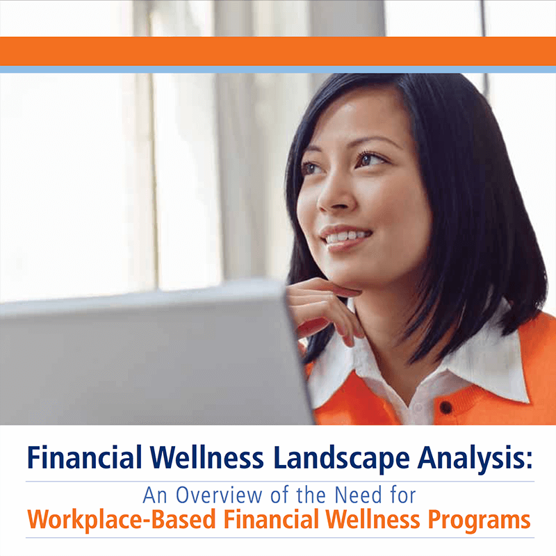 Financial Wellness Landscape Analysis