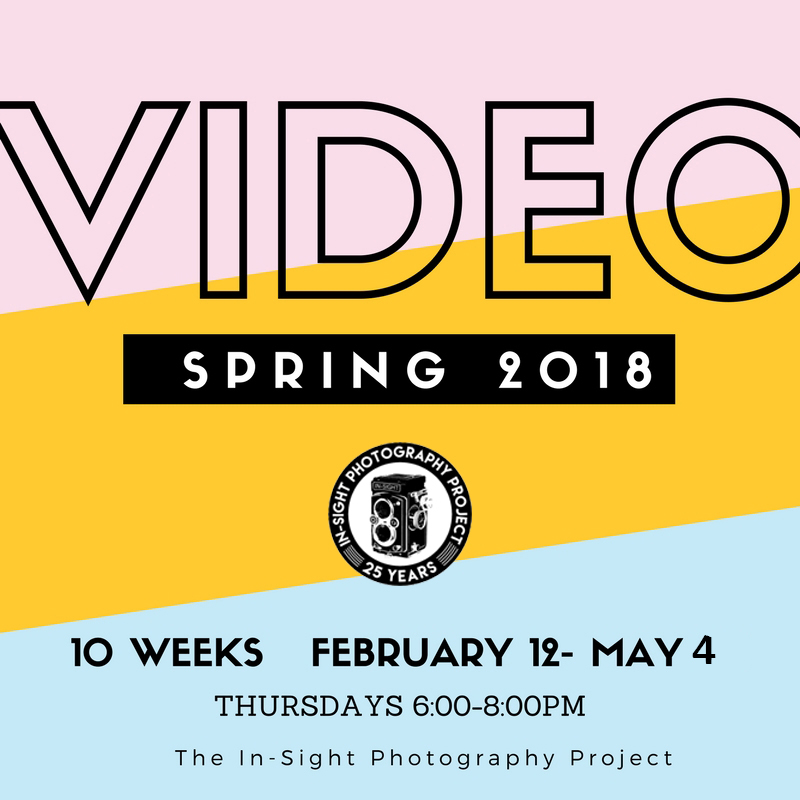 Video! Video! Video! Thursdays 6-8pm