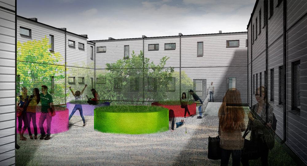 Fristadskolan - Innergård.jpg