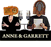 Anne Winn and Garrett Brown