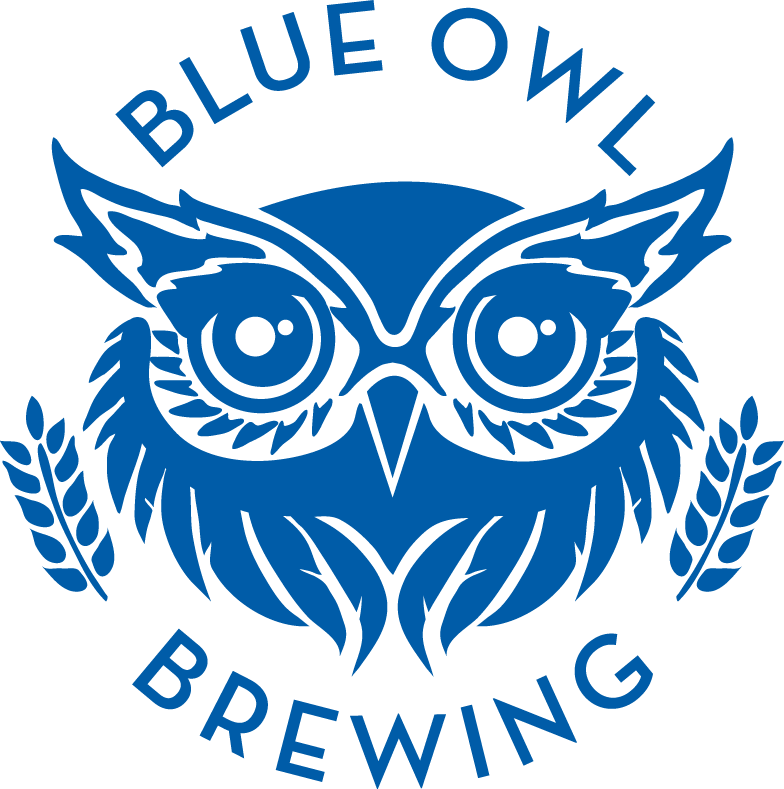Blue Owl logo design