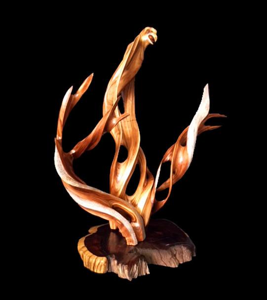 """Phoenix Rising"" William Daggett"