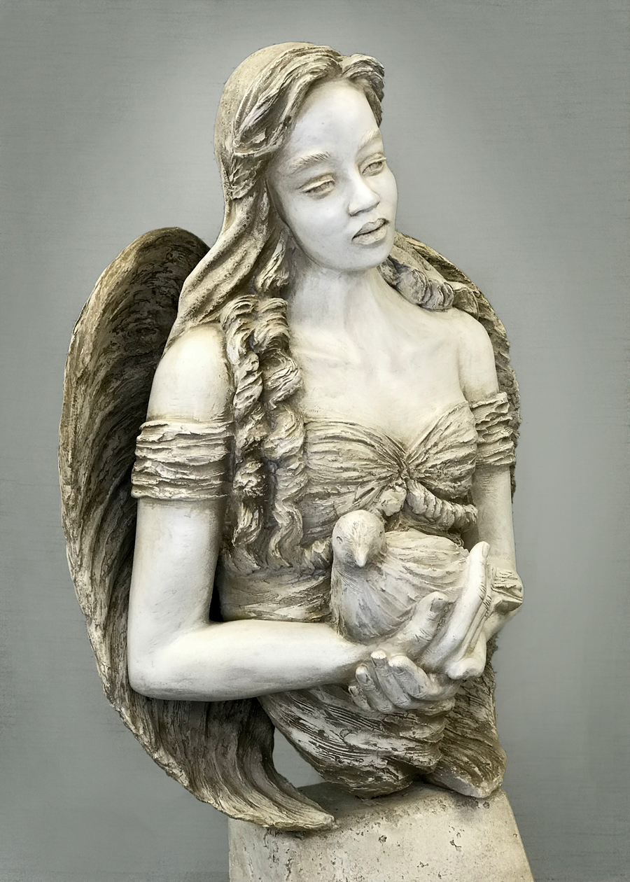 """Angel of Hope"""