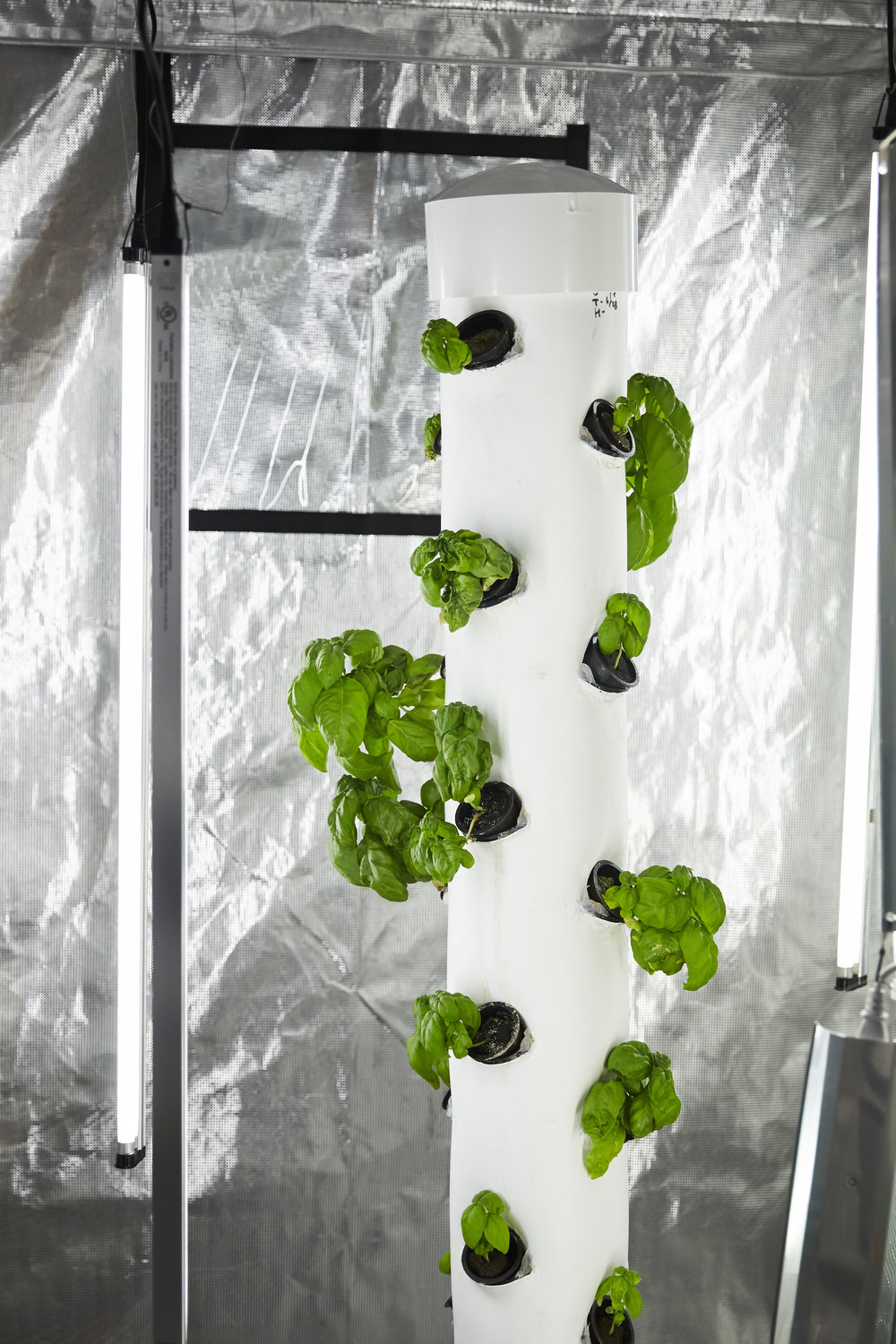 Prototype your own growing systems.