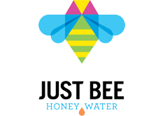 Just Bee Honey water - we worked with them as a Drink Consultant