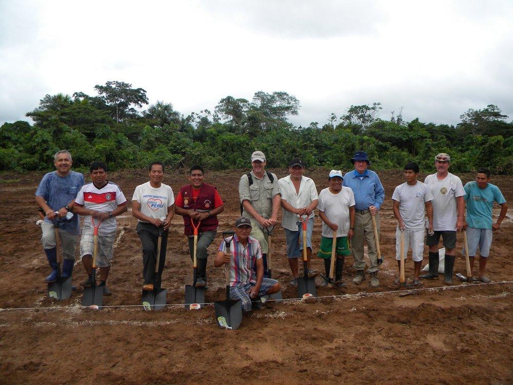 Breaking Ground Junín, Perú.jpg (Meredith Block, ReachGlobal Staff)