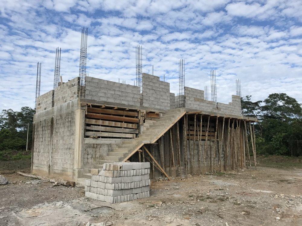 PHOTO: Villa America Centro July 2017 progress Junín, Perú.JPG (Gabriella Sampedro)
