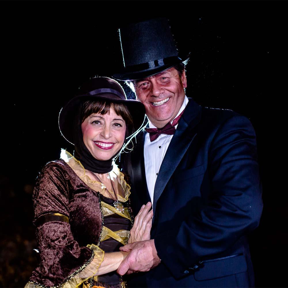Sir Washington and Madame Danielle.jpg