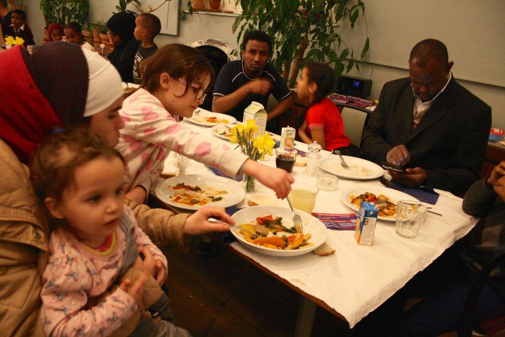 Girls eats near baby IMG_6709.jpg