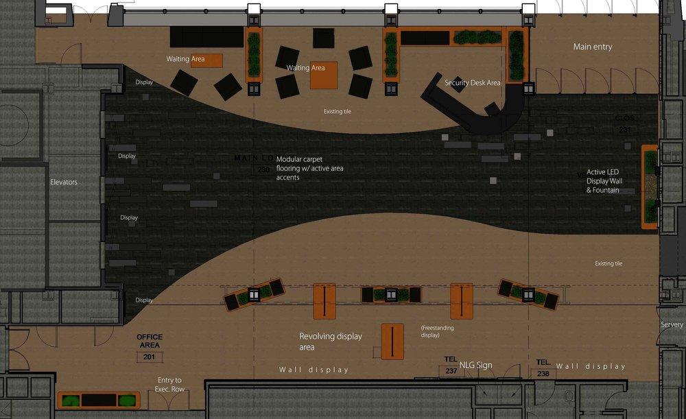 Refined Concept Floor Plan