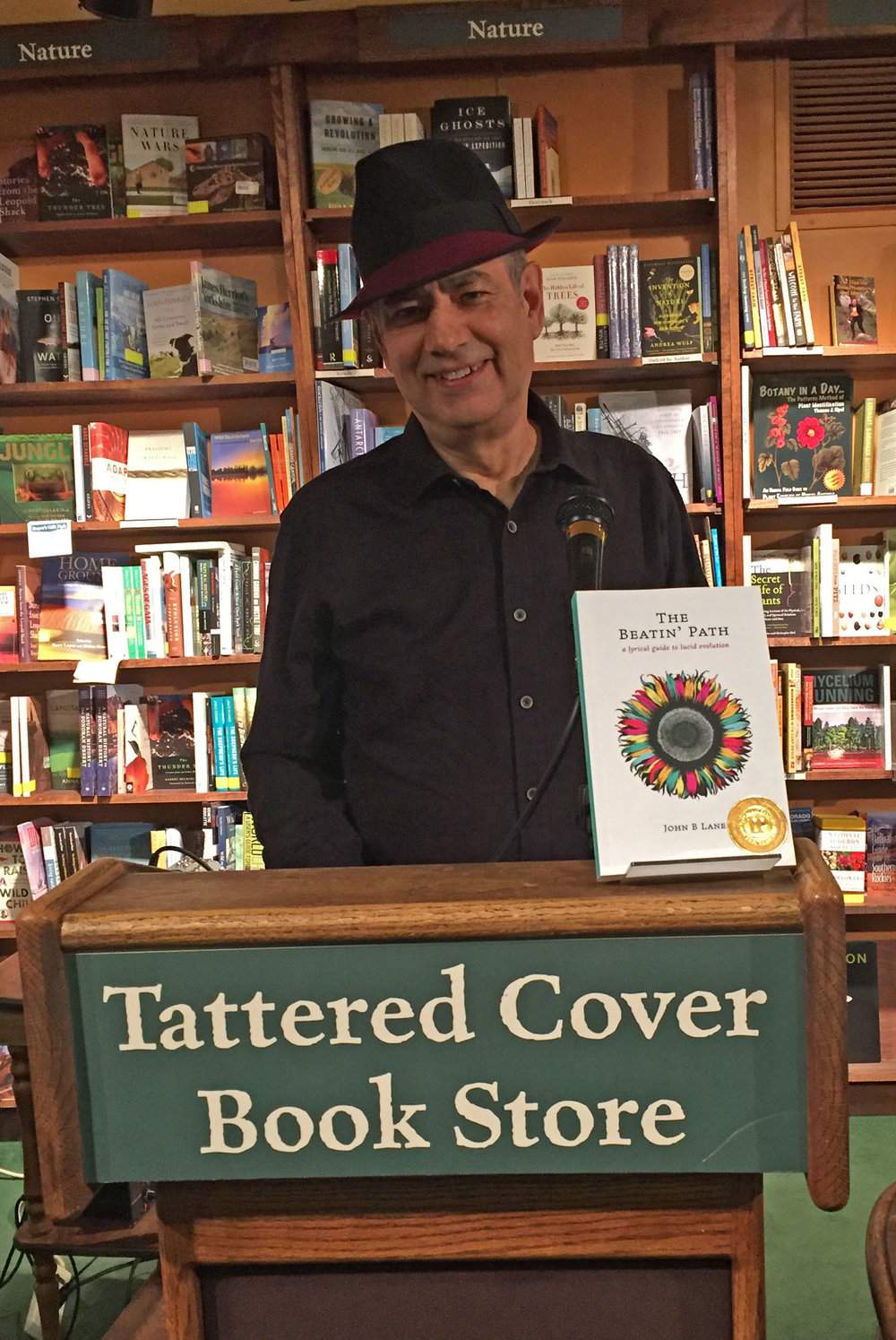 Tattered Cover Book Store, July, 2017
