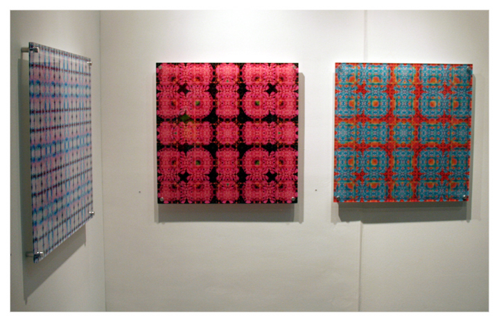 LA Art Show - Yarger|Strauss Contemporary Booth (2009)