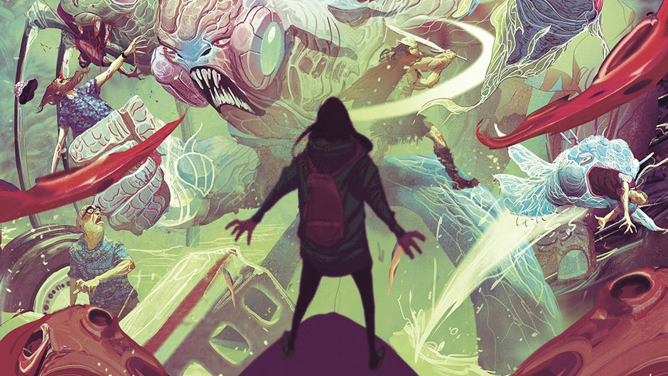 Mike Del Mundo, Weirdworld