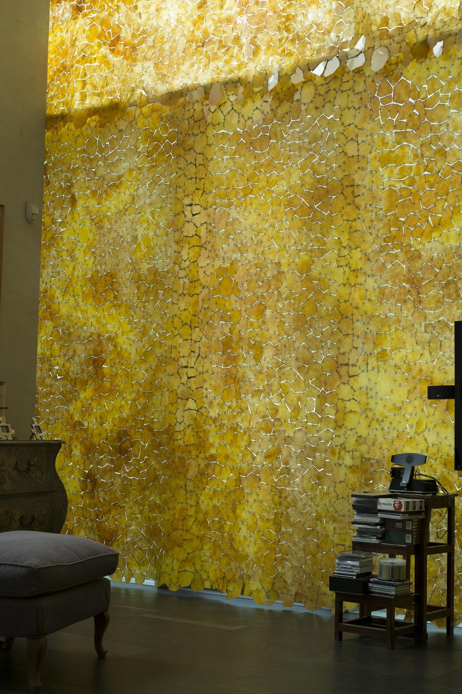 Ortica curtain, Milan