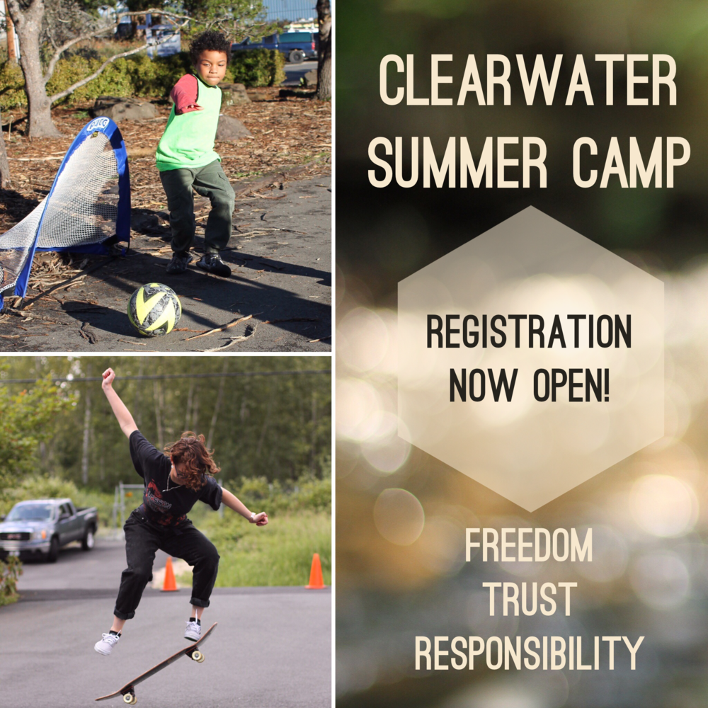 Registration is now open for Clearwater Summer Camp 2019!