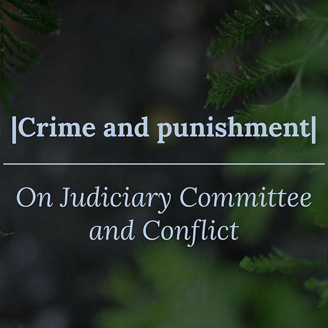 How do we deal with conflict at Clearwater? In their newest blog post, Emmett describes their initial reaction and observations of our Judicial Committee. *Link in bio*