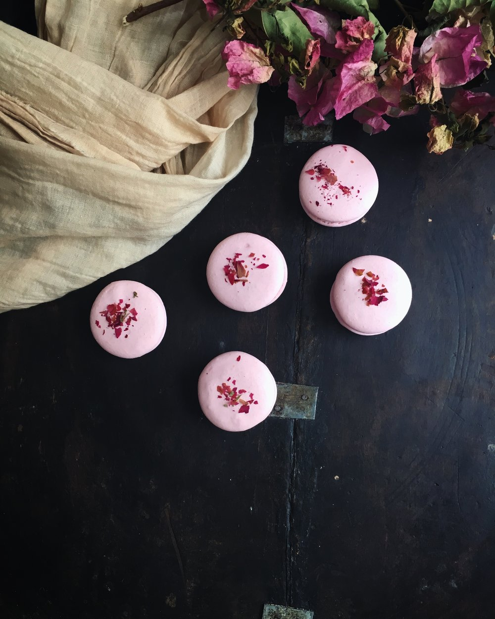 Finally! We've nailed vegan french macarons, They are available to order June 1st!