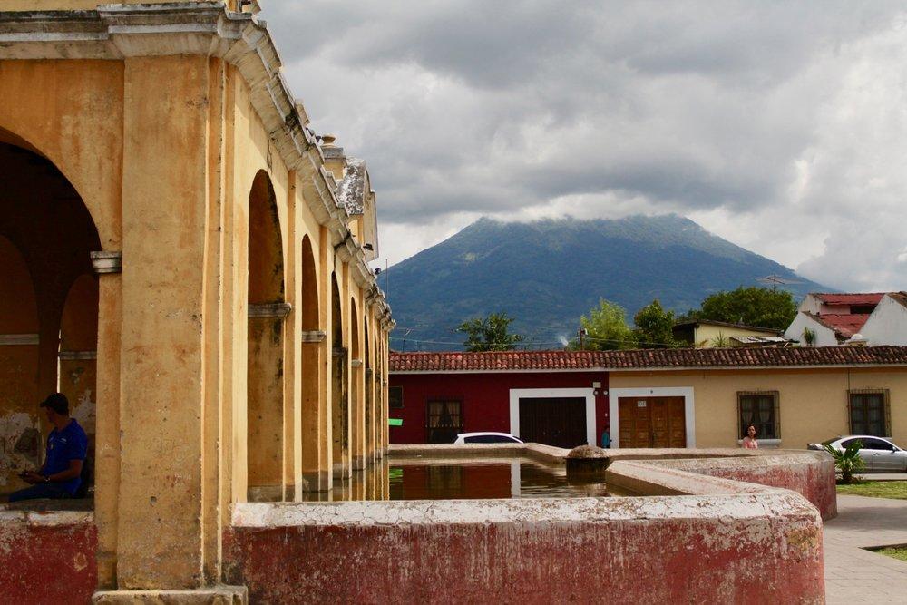 Live In Beautiful Guatemala